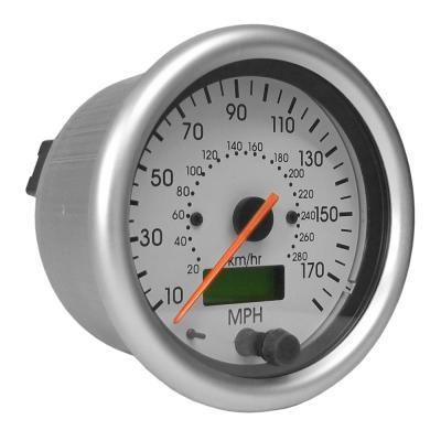 Smiths Telemetrix Speedo 80mm 0-180 Mph