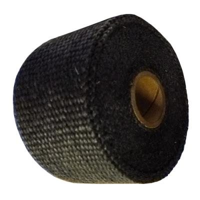 Thermo-Tec Exhaust Wrap 50mm X 15 foot (4.5M) Graphite/Black Roll