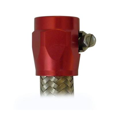 Goodridge Pro Clamp For -20 Hose (Inside Diameter40.00mm) Red