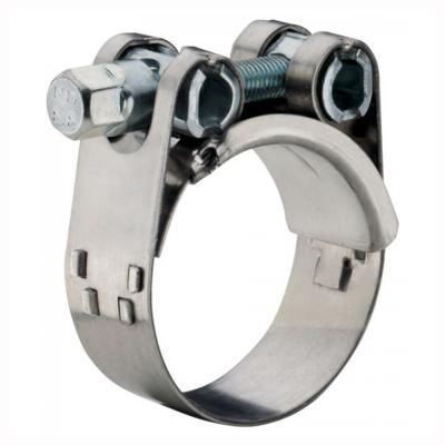 Stainless Steel Pipe Clamp (79-85mm) by Norma
