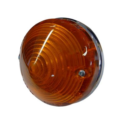 Lucas Amber 3 Inch Indicator