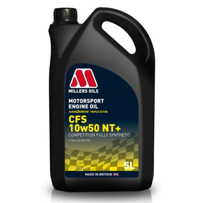 Millers 10W50 CFS Nanodrive Plus Synthetic Engine Oil (5 Litre)