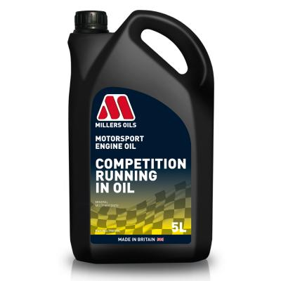 Millers 10W40 CRO Running In Oil (5 Litres)
