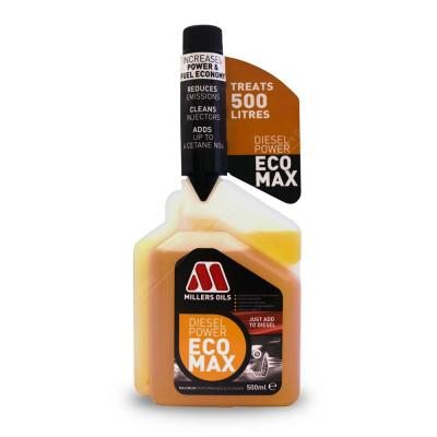 Millers Diesel Power Ecomax Fuel Additive (500ml)