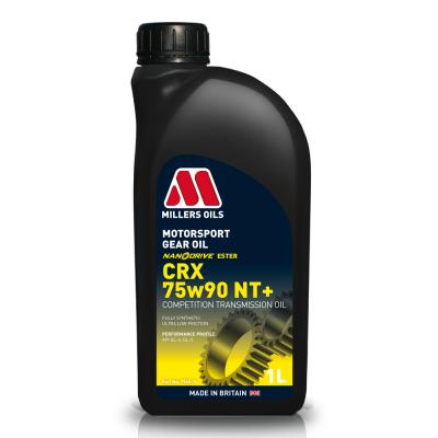 Millers CRX 75W90 NT Synthetic Gearbox Oil (1 Litre)