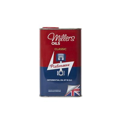 Millers Classic Differential Oil EP90 GL5 (1 Litre)