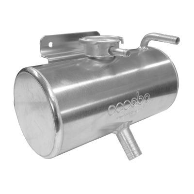 Horizontal Aluminium Water Header Tank from Merlin Motorsport