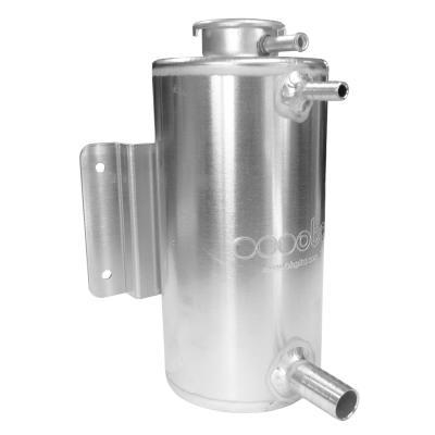 Vertical Aluminium Water Header Tank from Merlin Motorsport