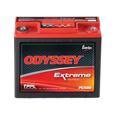 Odyssey Extreme Racing 25 Battery (PC680)