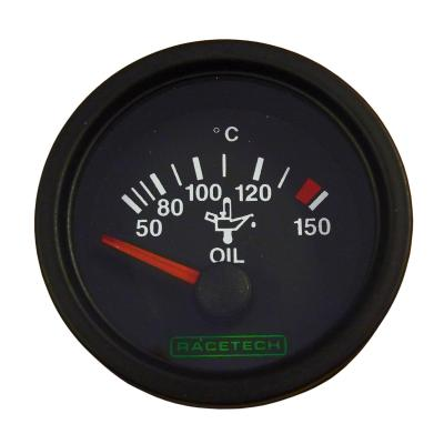 rtecot150 racetech electric oil temperature gauge from merlin motorsport racetech rev counter wiring diagram at n-0.co
