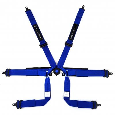 Willans Silverstone 6 Harness for Single Seater FHR Use Only