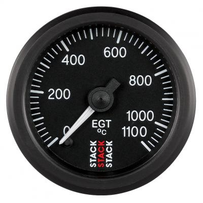 Stack Professional Exhaust Gas Temp Gauge 0 To 1100 176 C