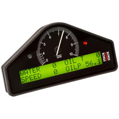 Stack ST8100 Dash Display System With Action Replay