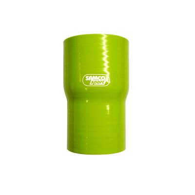 Samco 70mm>60mm Silicone Hose Reducer in Light Green