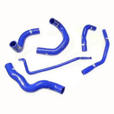 Samco Silicone Coolant Hose Kit for Ford Mustang GT 4.6 Litre V8 2005 to 2006