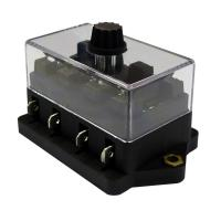 grayston products from merlin motorsport 4 way blade fuse box